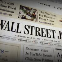 Wall Street Journal Gives Platform To 'Conservative' Who Wants White Working Class to Die Off