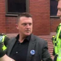 UK Police State: Activist Tommy Robinson to Serve 13 Months in Prison for Livestreaming Report on Child Grooming Gang