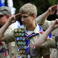 Boy Scouts Lose Almost Half A Million Members