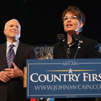 McCain says he regrets choosing Sarah Palin as his running mate