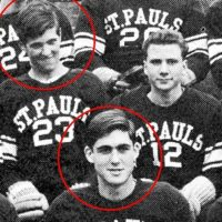 OLD PALS: Robert Mueller Was John Kerry's High School Lacrosse Captain