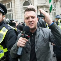 Tyranny: Tommy Robinson Arrested for One Crime, Charged with Another