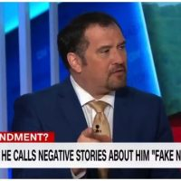 VIDEO: CNN Analyst Tells Trump to 'Shut Up' & 'Act Like A Man' on Live TV