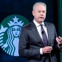 "Starbucks CEO Blames President Trump For ""Racial Divide"" In America… Really?!"