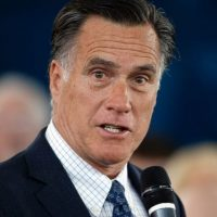 Romney Finally Admits: Did He Vote For Trump?