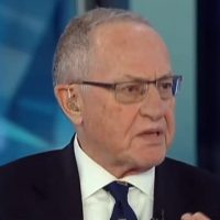 Alan Dershowitz: Stormy Daniels Thing Will Be 'Very Small Footnote To History'
