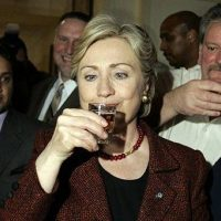 New Book Claims Hillary Would Have Been The 'Booziest' President Since The 1940's