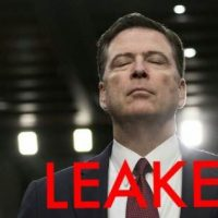 Leaker James Comey Speaks! Blasts President Trump, DEFENDS SPIES Inside His Campaign