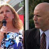 EXCLUSIVE=> Democrat Tim Canova on Wasserman Schultz: Corrupt Dems Cling to Office to Avoid Jail