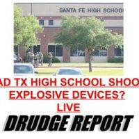 DEVELOPING: Authorities Reportedly Find Explosives at Santa Fe High School and Off Campus (VIDEO)