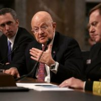 Obama Intelligence Officials Testify, Russian Meddling