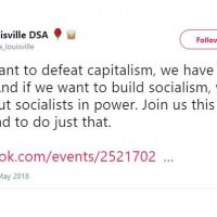 WARNING KENTUCKY: Socialists Running As Democrats In Primary This Tuesday