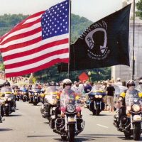Rolling Thunder Draws Millions Of Bikers To DC To Honor Fallen Military Heroes For Memorial Day (VIDEO)