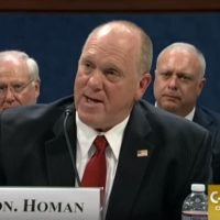 ICE Chief Responds To Democrat's Anti-Immigrant Accusation: We're Enforcing Laws Passed By Congress (VIDEO)