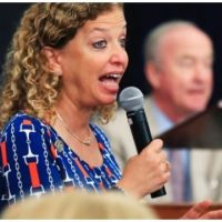 Corrupt Debbie Wasserman Schultz: 'NRA Is Just Shy of Terrorist Organization'