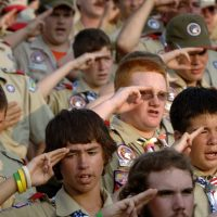 GROSS: Boy Scouts to Hand Out Condoms at World Jamboree