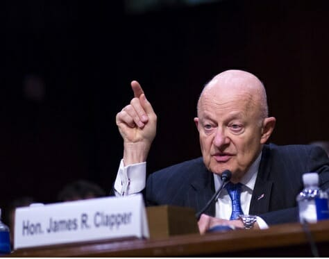 Image result for James Clapper: Former President Obama behind spying on President Trump