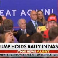 WOW! #NeverTrump Tennessee Senator Bob Corker BOOED LOUDLY at Trump Tennessee Rally (VIDEO)