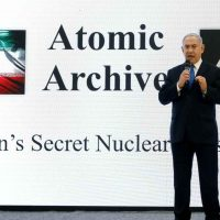 Israel Exposes Iran's Nuclear Lies
