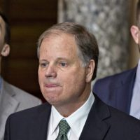 Interim AL Senator Doug Jones Condemned By Alabama Senate For Supporting Late-Term Abortion