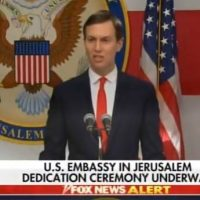 "ISRAELIS Give Jared Kushner a STANDING OVATION at Mention of Trump Leaving ""Dangerous, Flawed, One-Sided Iran Deal"" (VIDEO)"