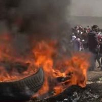 Thousands of Gaza Hamas Thugs Attack Israel for $100 a Day