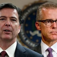 HERE WE GO=> Prosecutors Interview James Comey as They Consider Whether McCabe Should be Criminally Charged