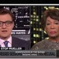 Maxine Waters suffers brain glitch, stutters during anti-Trump rant