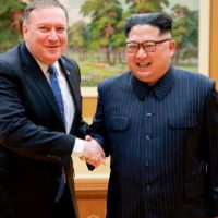 VIDEO Emerges of Pompeo's Meeting With Kim Jong Un