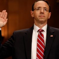 INTERCEPTED DEEP STATE PRIVATE CHAT: Rosenstein Was Blackmailed Into Appointing Mueller