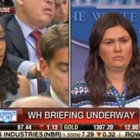 BOOM! Sarah Huckabee Sanders SCORCHES Liar Adam Schiff (VIDEO)