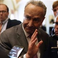 Chuck Schumer suddenly upset about gas prices