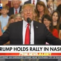 "Hah-Hah! This Never Gets Old=> Tennessee Trump Crowd Chants ""Lock Her Up!"" at Mention of Crooked Hillary (VIDEO)"