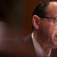 "Rod Rosenstein to Congress: ""We Will Subpoena Your Records"""