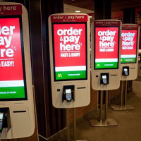 THANK MINIMUM WAGE ACTIVISTS: McDonald's Will Have Self-Serve Order Kiosks In All Stores By 2020