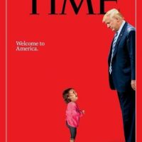 SHOCK: Migrant Mother and 'Crying Girl' on TIME Cover Never Separated; Mom Deported in 2013, Left Husband With Good Job, 3 Other Kids, Paid Coyote $6K to Sneak Back in US