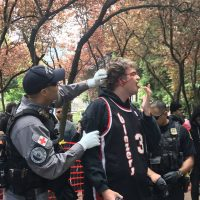 Trump Supporter Arrested for Disorderly Conduct After Violent Antifa Mob ATTACKED HIM