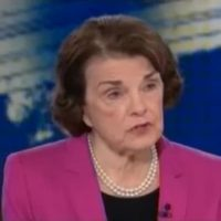 Dianne Feinstein Admits She Criticizes Trump For Immigration Issues She Ignored Under Obama (VIDEO)