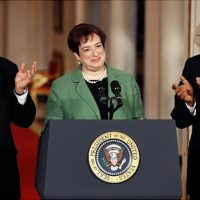 REMINDER: Liberal Justice Elena Kagan Was Appointed By Obama Right Before A Midterm Election