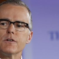 Law Professor: Senate Leak Indictment Spells Trouble For Andrew McCabe