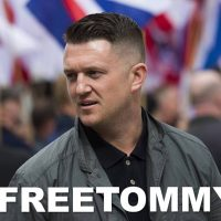 Tommy Robinson's Son Demoralized After Being Separated From Parent
