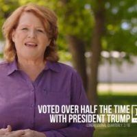 North Dakota Democrat Heidi Heitkamp Brags About Voting With Trump In New Ad (VIDEO)