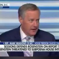 "Mark Meadow RIPS AWOL Sessions For Defending Rosenstein: ""I'm Confident He Doesn't Know What He's Talking About"" (VIDEO)"