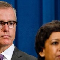 Former Deputy Director of the FBI McCabe Sues Government