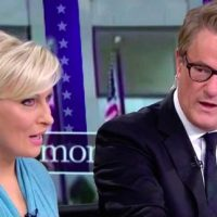PATHETIC: MSNBC's Joe Scarborough Falls for Daily Show's Parody Ukraine Call Transcript