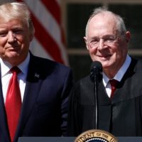 BREAKING: Justice Kennedy Retiring from Supreme Court