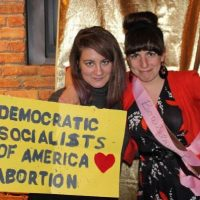 """""""Democratic Socialists of America Loves Abortion"""""""