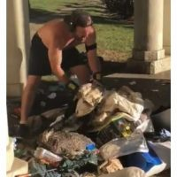 Oakland Man JAILED After Triggered Liberals Report Him for Cleaning Up a Homeless Encampment