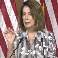 WHAT'S WRONG WITH NANCY? Pelosi trips over 'soy beans,' asks reporter to 'repoot' question