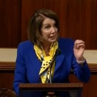VIDEO: SEVEN Pelosi brain freezes during '1 minute' speech — first just after 5 seconds!